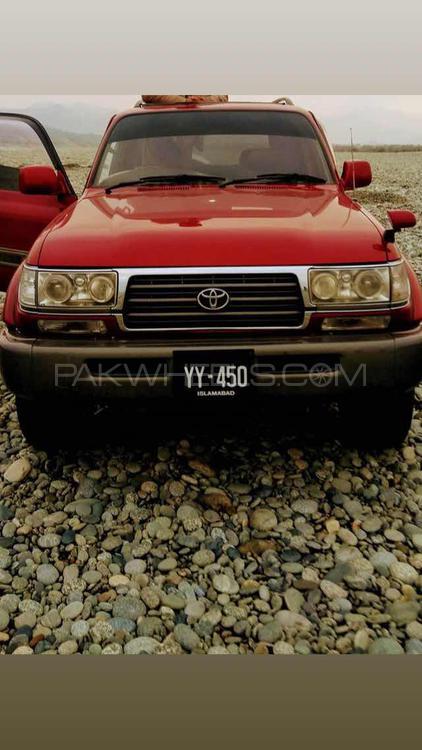 Toyota Land Cruiser - 1979  Image-1
