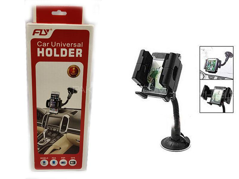 FLy Universal Mobile Holders For Windshield Large Image-1