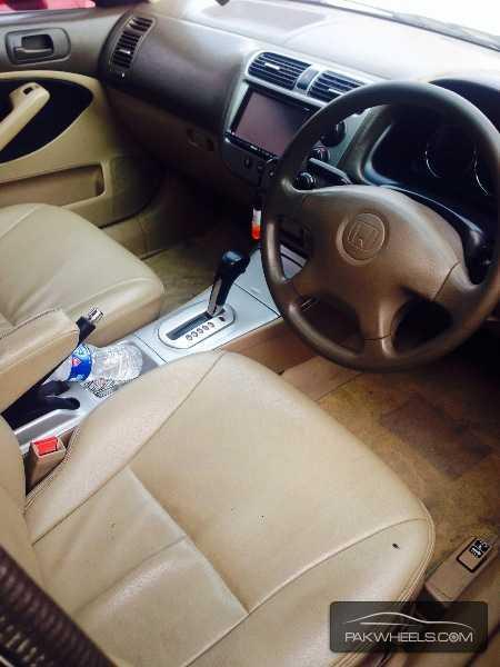 Honda Civic VTi Oriel Prosmatec 1.6 2003 Image-6
