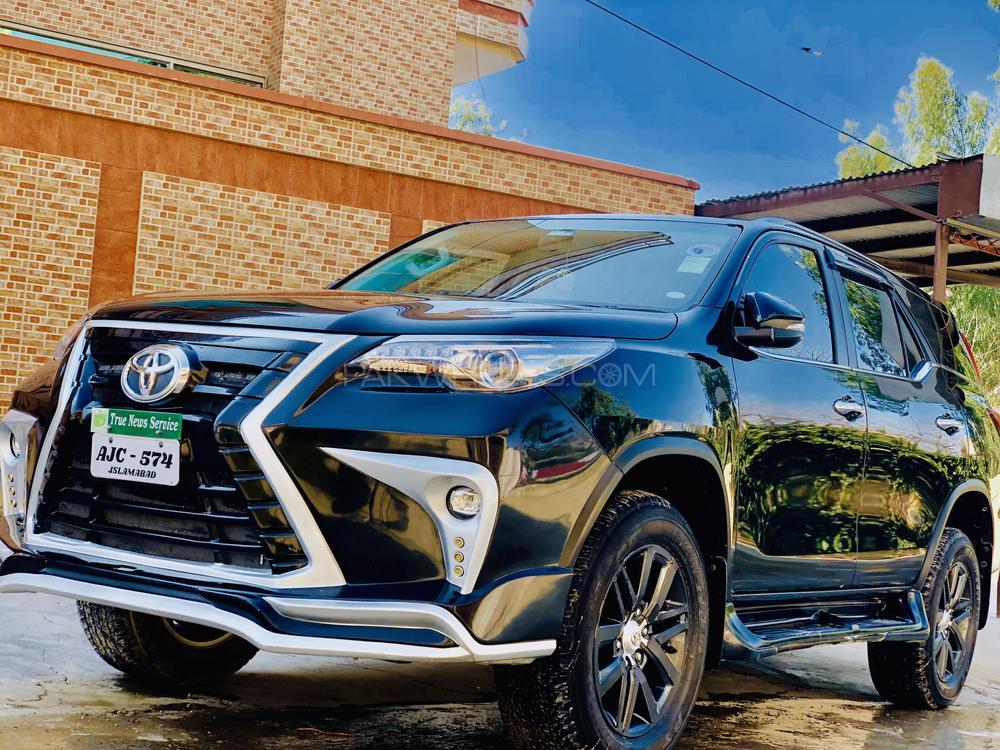 Toyota Fortuner - 2018 CHURAN Image-1