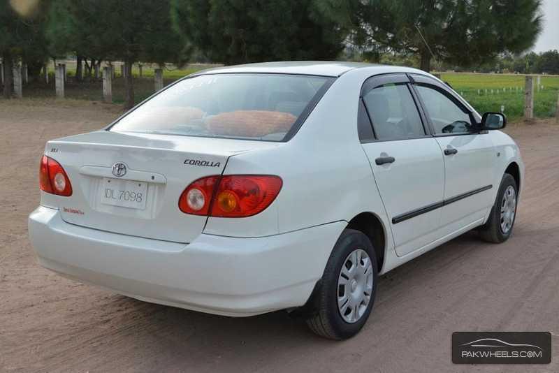 2014 Toyota Corolla For Sale >> Toyota Corolla XLi 2002 for sale in Islamabad | PakWheels