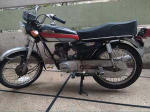 Honda CG 125 - 1991