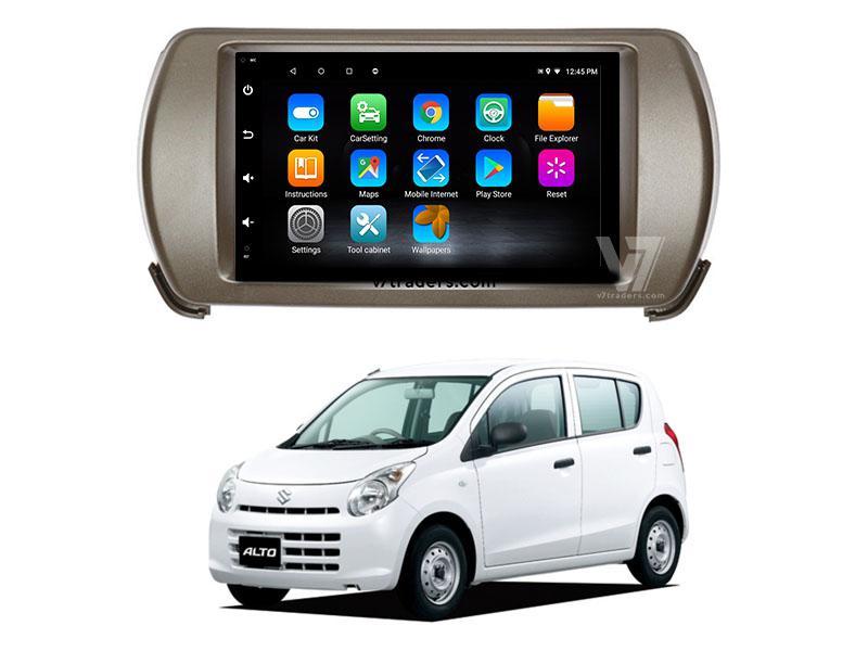V7 Navigation 7″ Android Screen For Suzuki Alto Japan Image-1