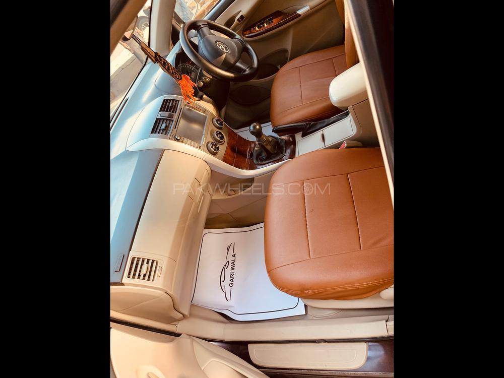 Toyota Corolla, GLi, 1300C.c,  Bergundy/Pearl Wine, Beige Interior, Brown Seats, Manual Transmission, Key Start, Model 2012, Registered •KARACHI 2013•, Original 85,000 K.M  Key Start,  Air-Condition, Immobilizer, Original Side Mirrors, Chrome finish around Front Grill, Traction Control, ABS Brakes, Power Steering, Power Windows,  Alloy Wheels,  CD-Player/DVD/Bluetooth & Back Camera fitted, Genuine/ Guarantee.