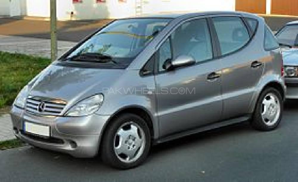 Mercedes Benz A Class - 1999  Image-1