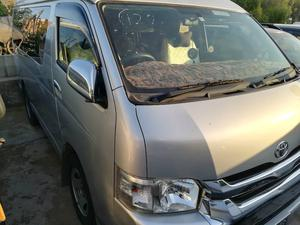 Used Toyota Hiace Standard 2.7 2014