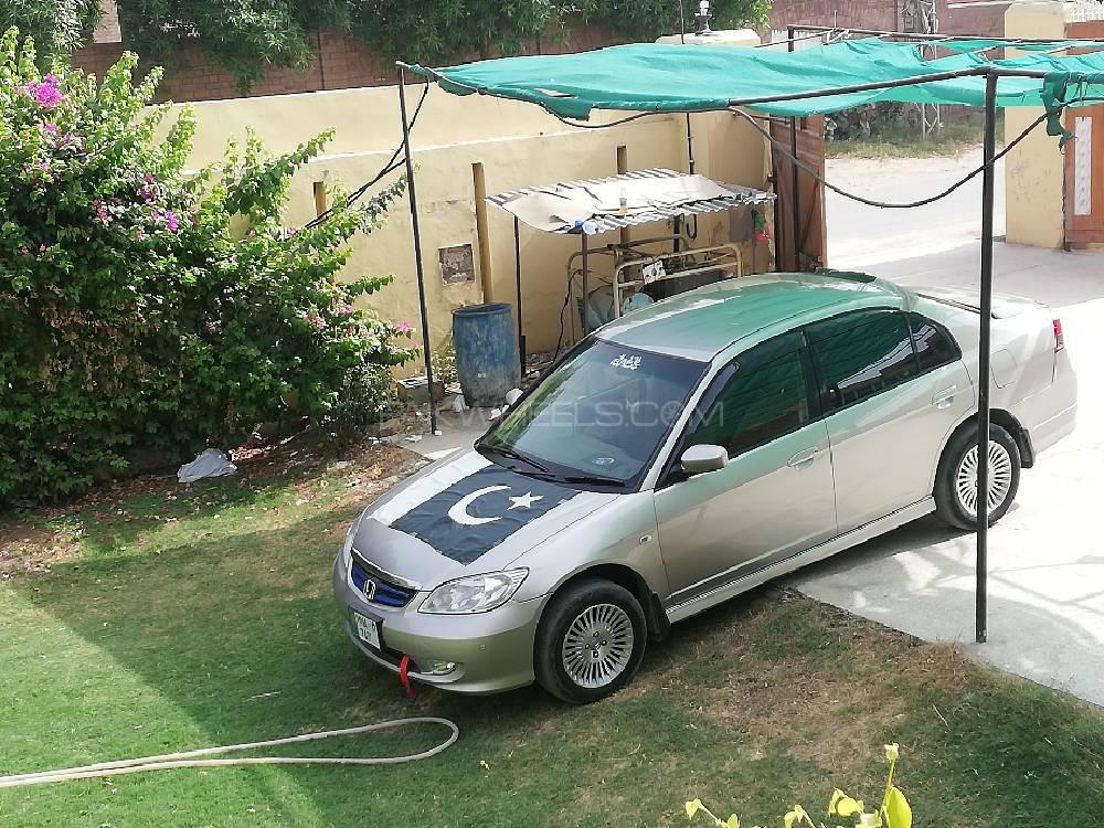 Honda Civic - 2005 Civic X Image-1