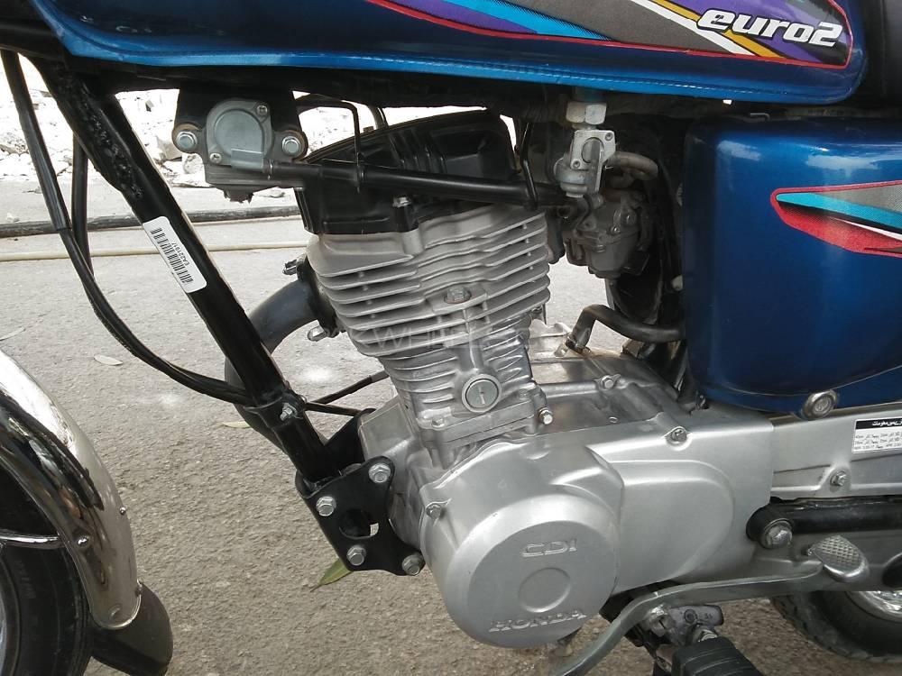 Honda CG 125 - 2016 power machine Image-1