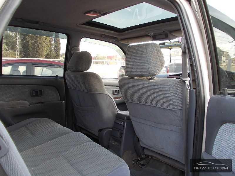 Toyota Surf SSR-G 3.4 2000 Image-6
