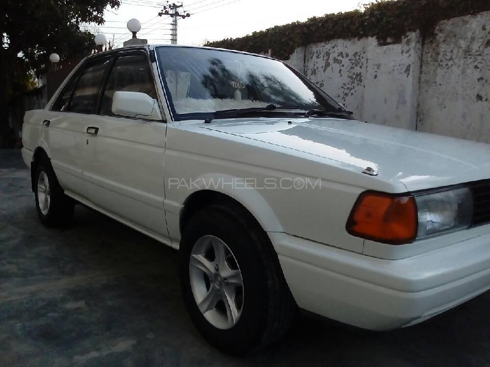 Nissan Sunny - 1989 Old Beauty Image-1