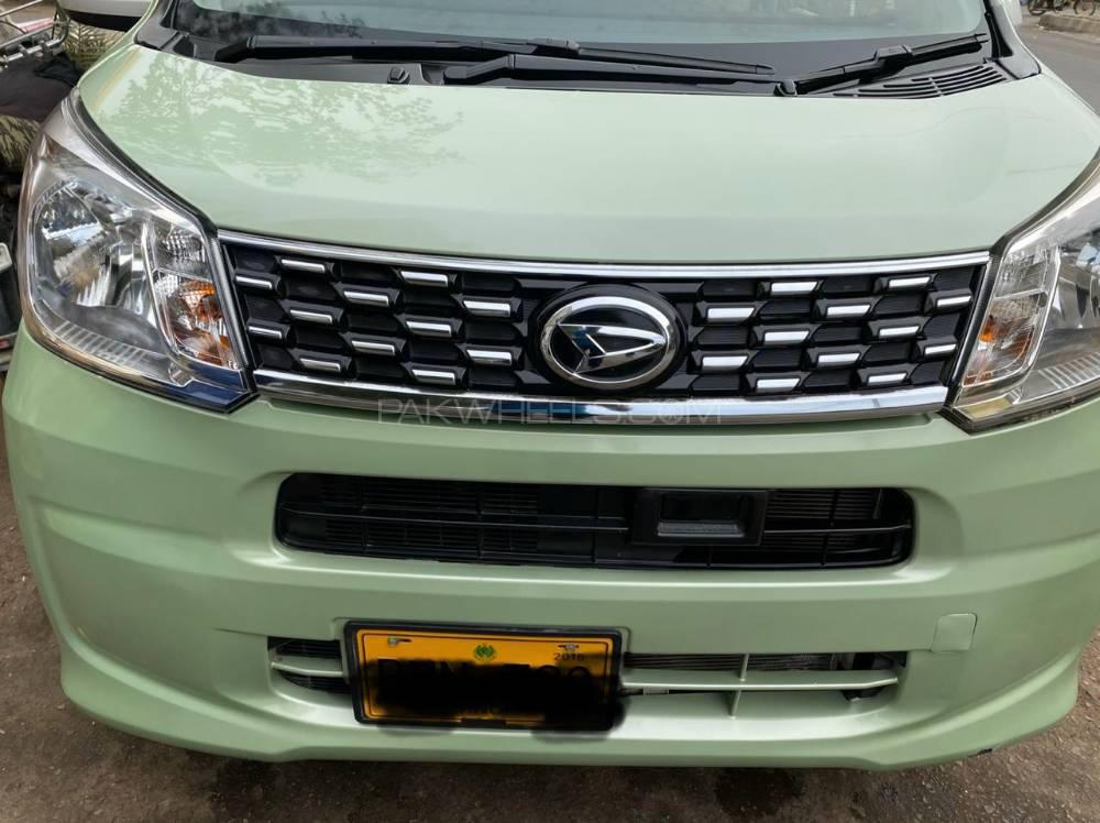 Daihatsu Move Custom X SA 2015 Image-1