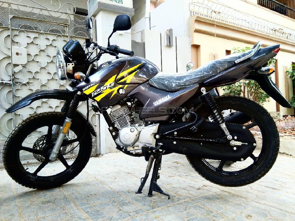 Yamaha YBR 125 - 2019  Image-1