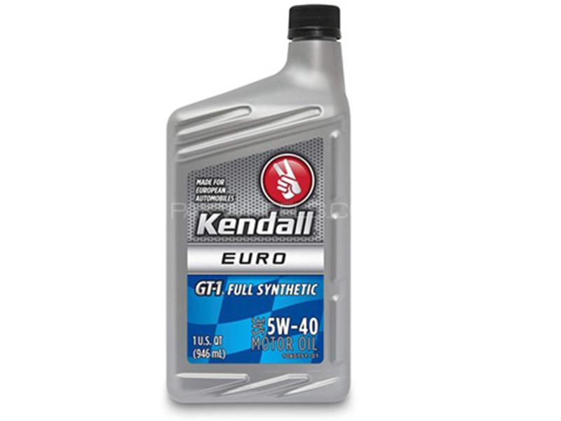 Kendall Fully Synthetic SN Euro 5W-40 - 1 Litre in Karachi