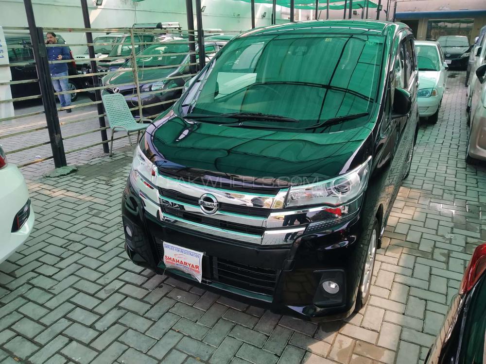 Nissan Dayz Highway Star 2016 Image-1