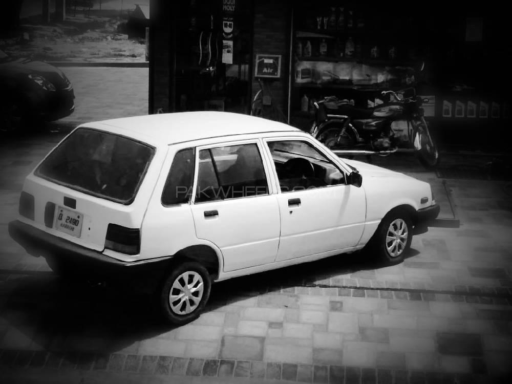 Suzuki Khyber - 1992 Awan Image-1