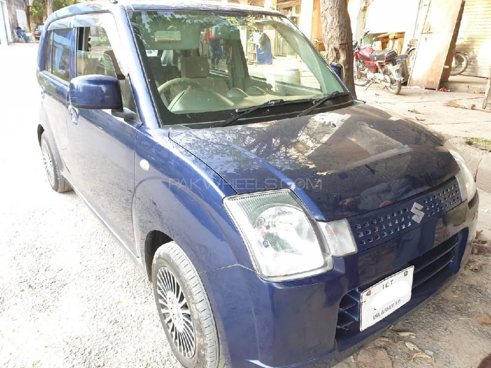 Suzuki Alto GII 2006 Image-1
