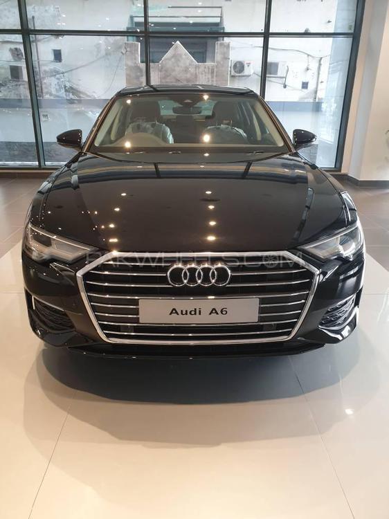 Audi A6 2.0 TFSI 2020 Image-1