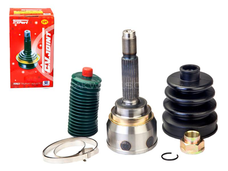 Trupart CV Joint Outer For Toyota Corolla EE 100 Petrol - CVJ-77 PETROL Image-1