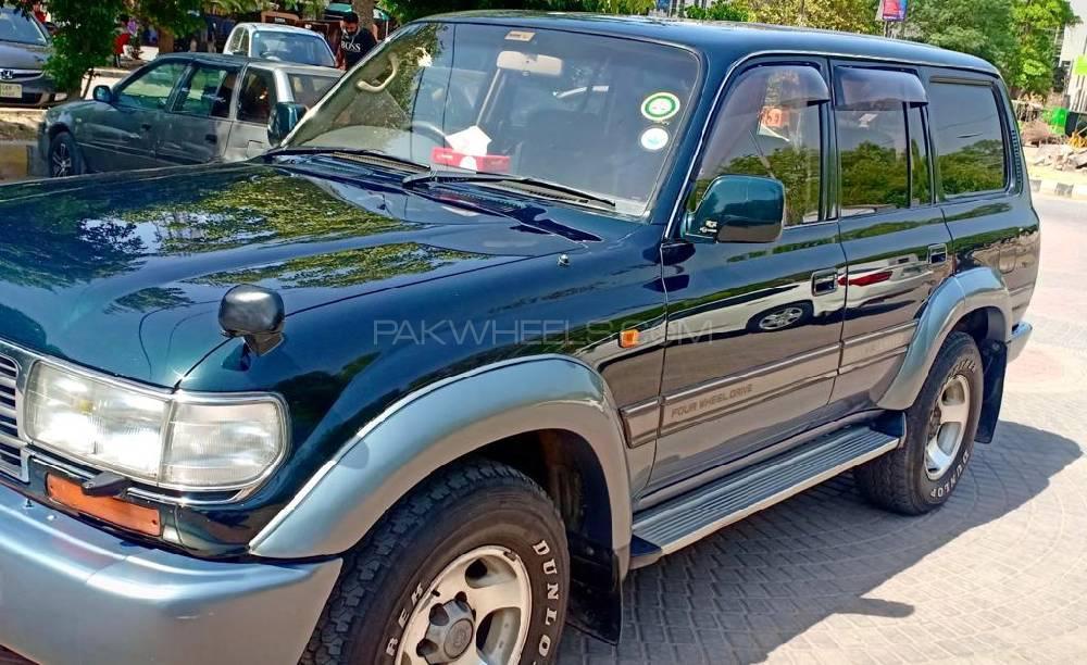 Toyota Land Cruiser - 1997 land cruiser Image-1