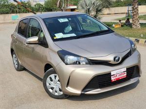 Used Toyota Vitz F 1.0 2016