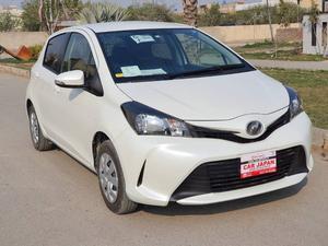 Used Toyota Vitz F Limited II 1.0 2016