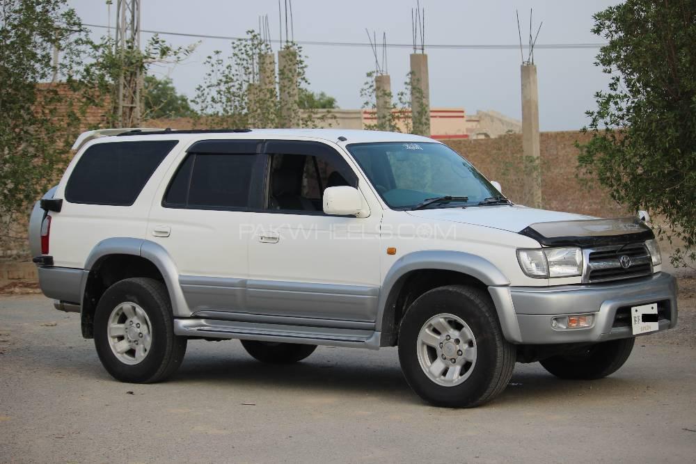 Toyota Surf - 1999  Image-1