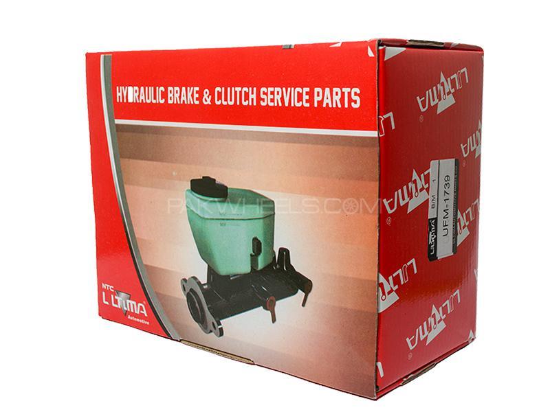 ULTIMA Master Brake Cylinder For Toyota Vitz 2011-2014 - UFM-1795P Image-1
