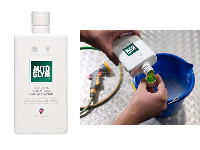 AutoGlym Bodywork Shampoo Conditioner 500ml - BSC500 Image-1