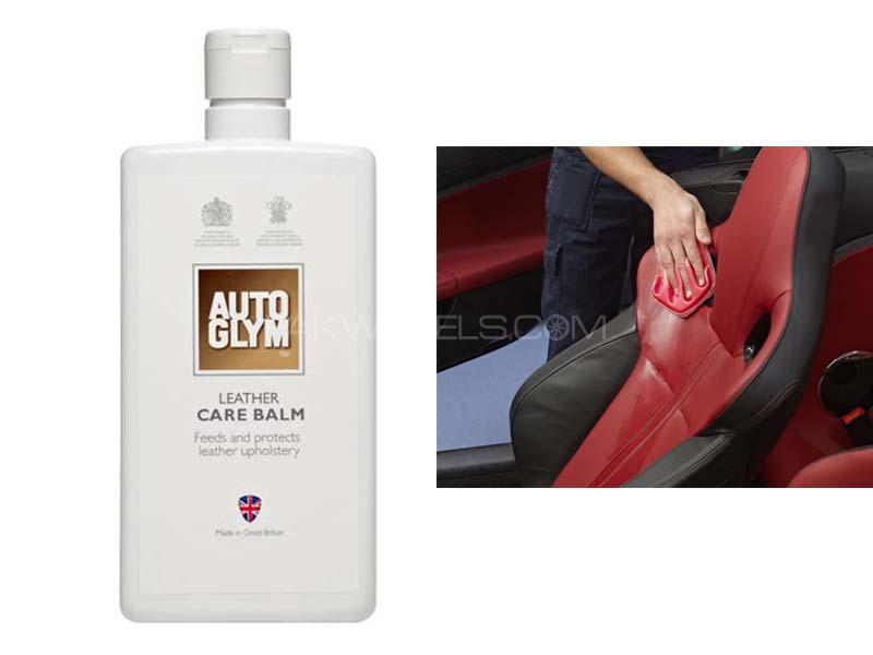 AutoGlym Leather Care Balm 500ml - LCB500 Image-1