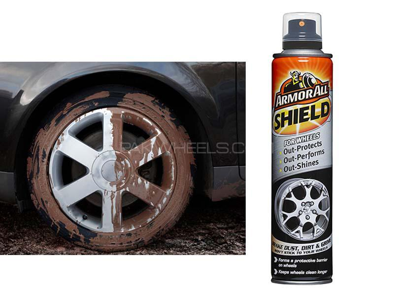 ArmorAll Shield for Wheels - 300ml in Lahore
