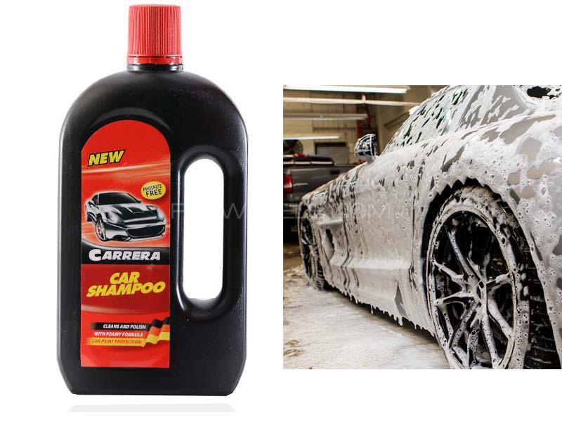 Carrera Car Shampoo Bottle - 650 ML Image-1