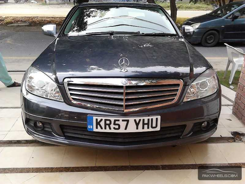 Mercedes benz c class cars for sale in lahore verified for Mercedes benz c class 2008 for sale