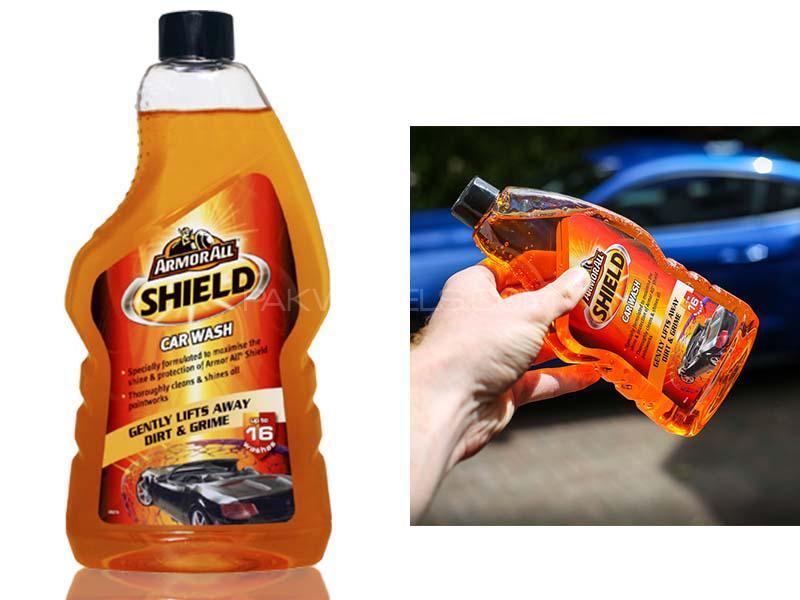 ArmorAll Shield Car Wash Shampoo 520ml in Lahore