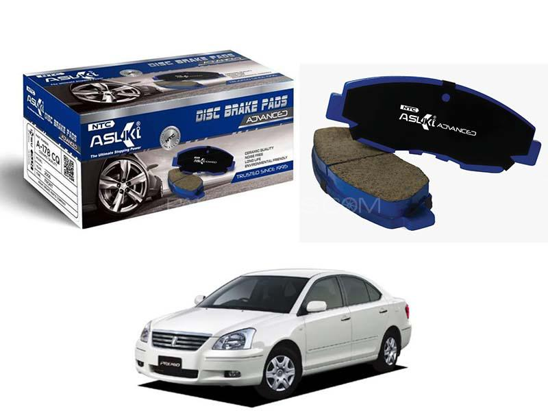Toyota Premio 2002-2007 Asuki Advanced Brake Pads Front Ceramic Technology a-76 ad in Karachi
