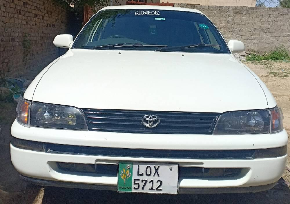 Toyota Corolla LX Limited 1.5 1995 Image-1