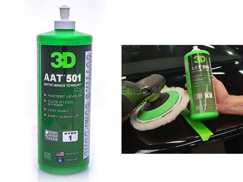 3D AAT Rubbing Compound - 32oz Image-1