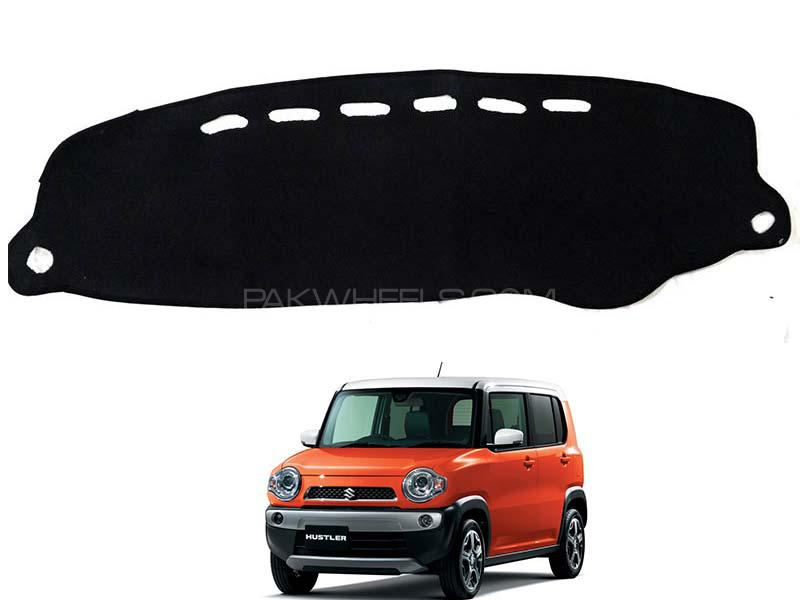 Dashboard Cover Carpet For Suzuki Hustler 2014-2019 in Karachi
