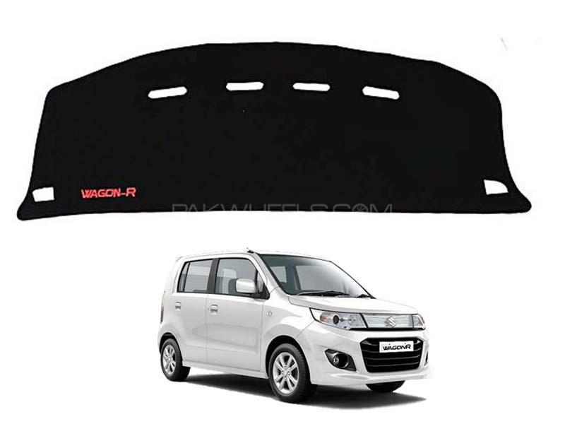 Dashboard Cover Carpet For Suzuki Wagon R 2014-2020 in Karachi
