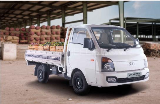 Hyundai Shehzore Pickup H-100 2020 Image-1