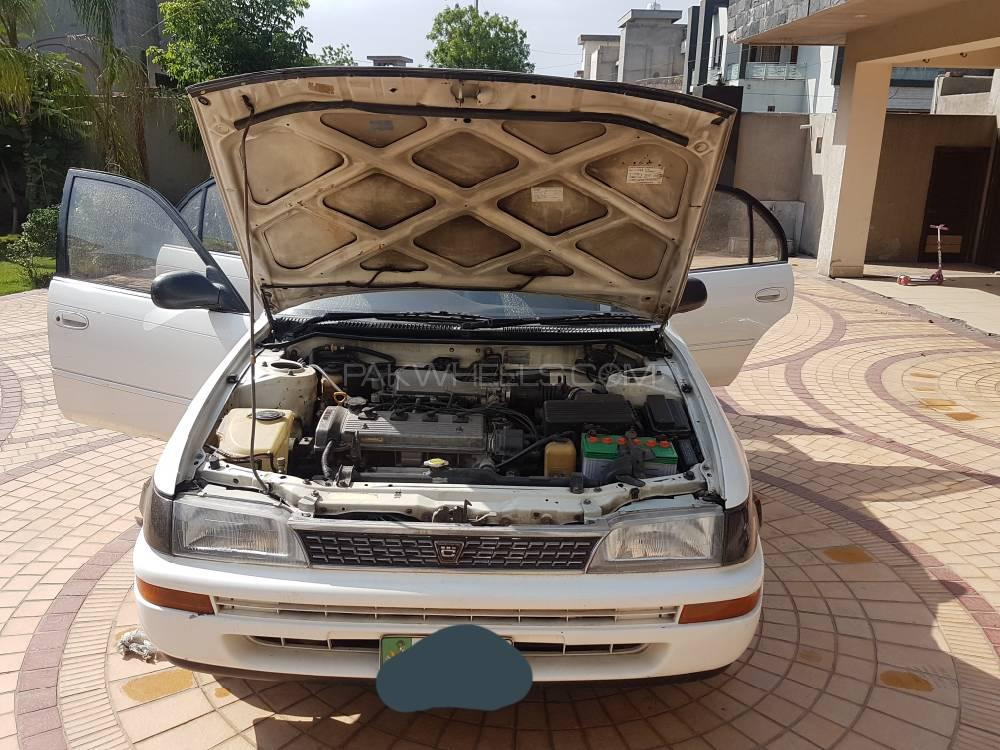 Toyota Corolla GLi Special Edition 1.6 1995 Image-1