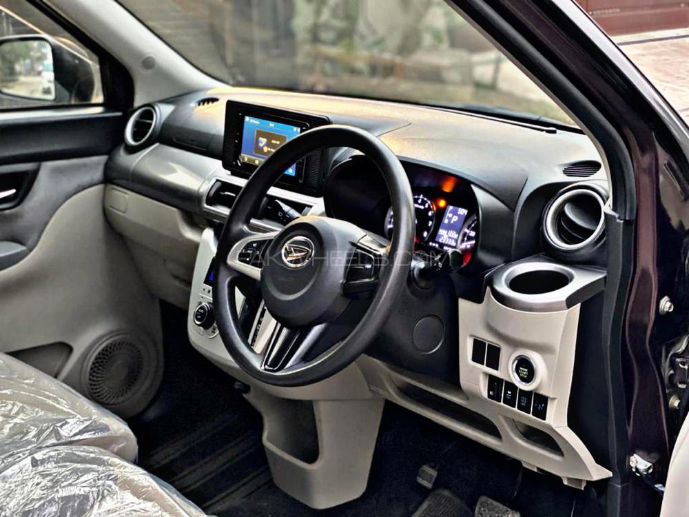 Daihatsu Cast Style Model Year 2016 Import and Registered 2017 Brown Color Multimedia Steering Wheel Alloy Wheels  Fog Lamps Dual Original Airbags DVD TV Back Camera And much more