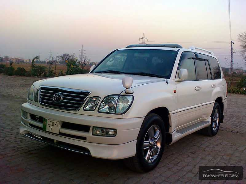 toyota land cruiser cygnus 2005 for sale in lahore pakwheels. Black Bedroom Furniture Sets. Home Design Ideas