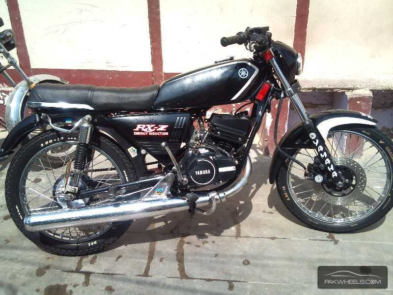 Used yamaha rx 115 1983 bike for sale in karachi 113143 for Yamaha rx115 motorcycle for sale