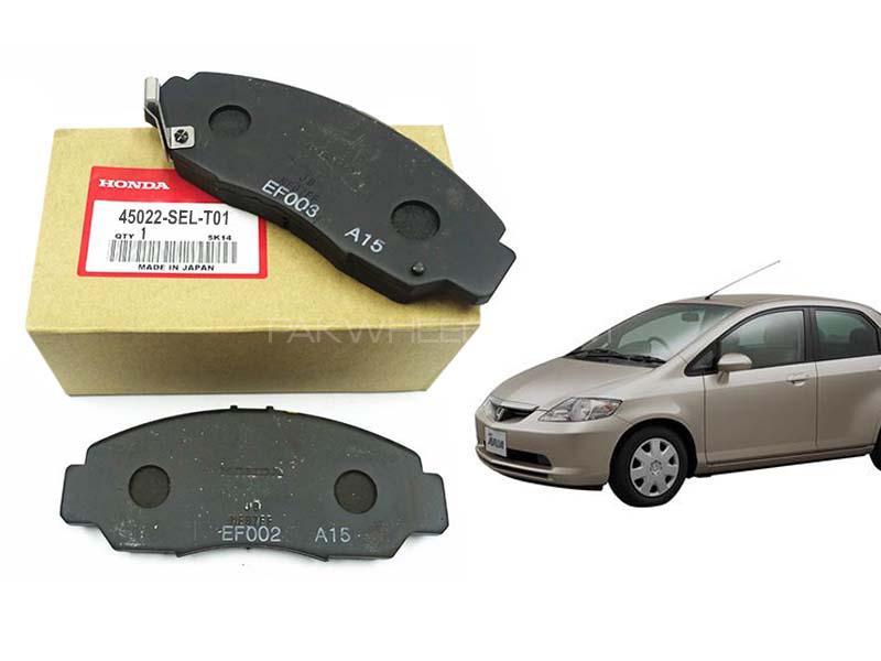 Honda City Genuine Front Brake Pad For 1997-2008 - 45022-SEL-T01 in Karachi