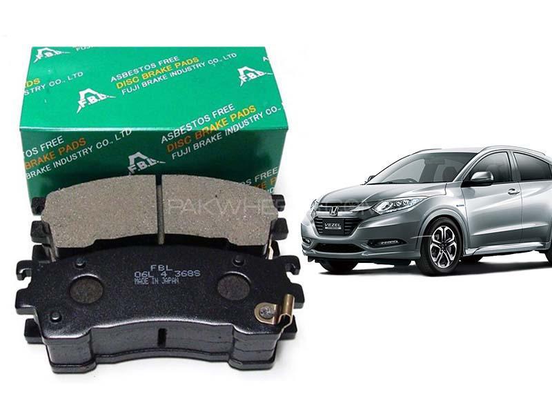 Honda Vezel FBL Japan Front Brake Pads For 2013-2020 Image-1