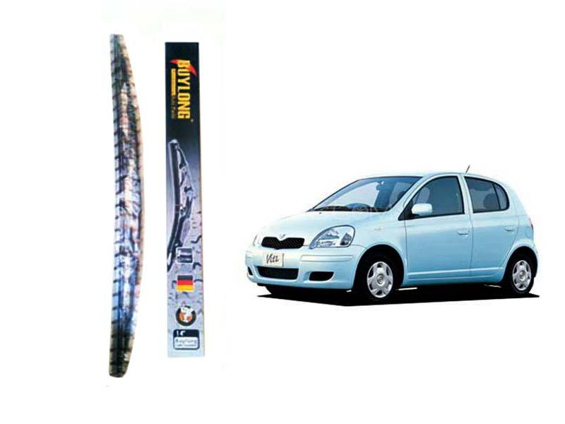 Toyota Vitz Buy Long Wiper Blades For 2000 - 2005 Image-1