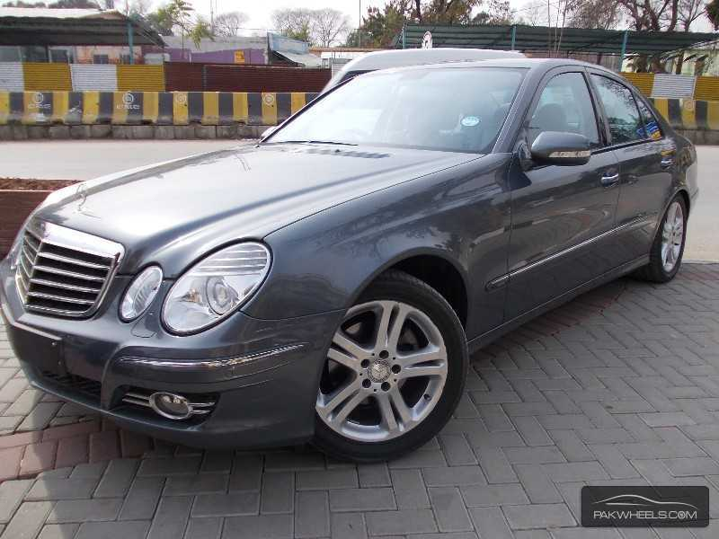 Mercedes benz e class e280 2008 for sale in islamabad for Mercedes benz of greensboro used cars