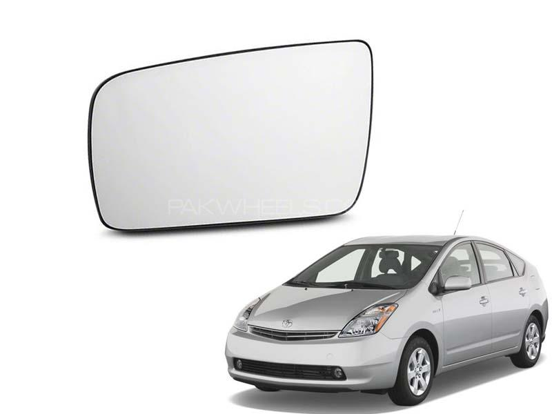 Toyota Prius 1.5 Side Mirror Glass LH 2003-2009 Image-1