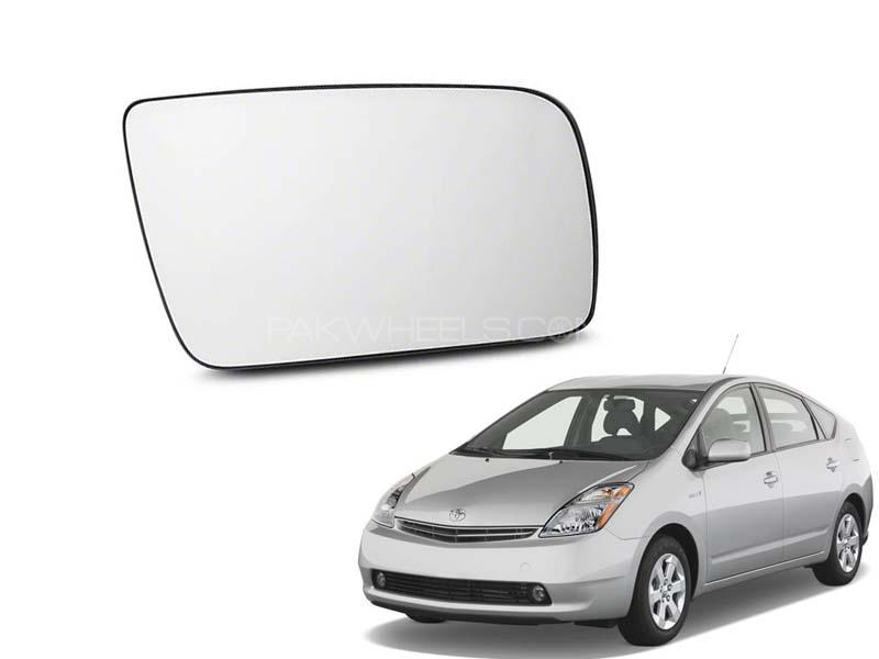 Toyota Prius 1.5 Side Mirror Glass RH 2003-2009 Image-1