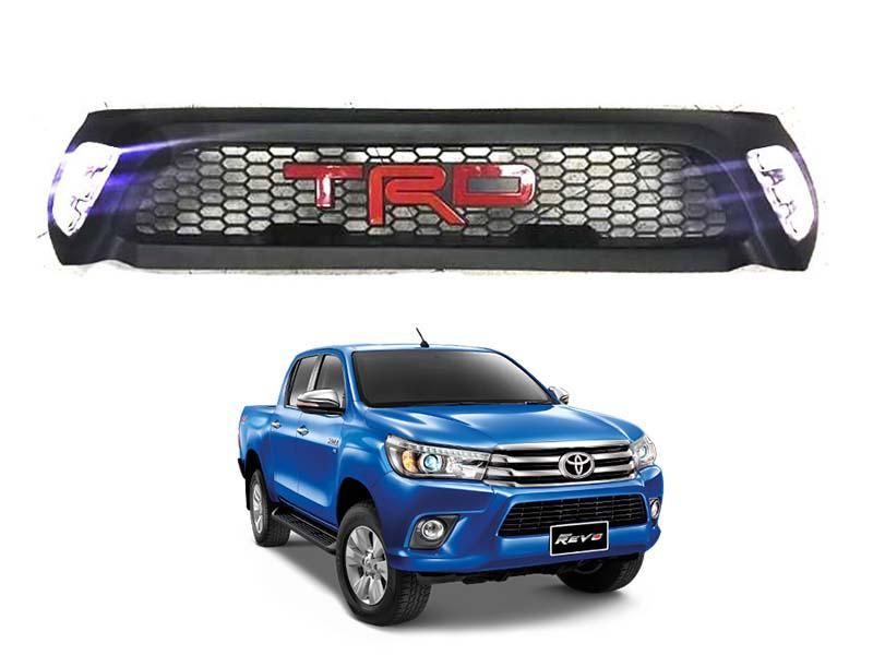 Toyota Revo Front Grill With LED For 2016-2020 Image-1